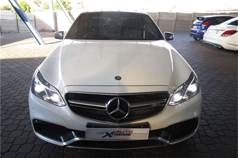 Used 2015 Mercedes Benz E Class E63 AMG S
