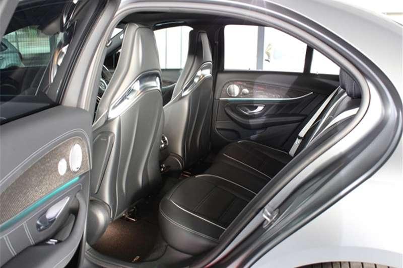 Used 2018 Mercedes Benz E-Class E63 S 4Matic+