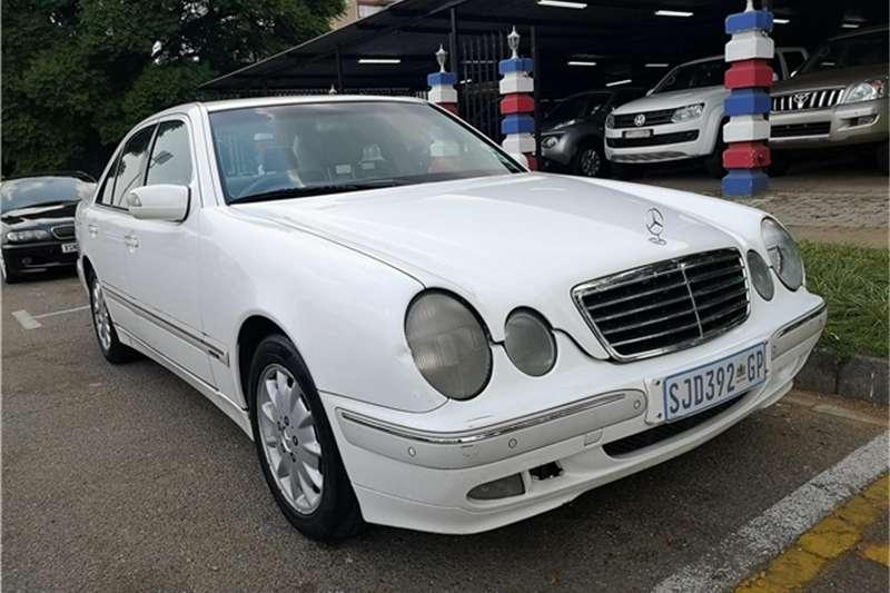 Mercedes Benz E Class ESTATE E280T ELEGANCE ESTATE A/T 2001
