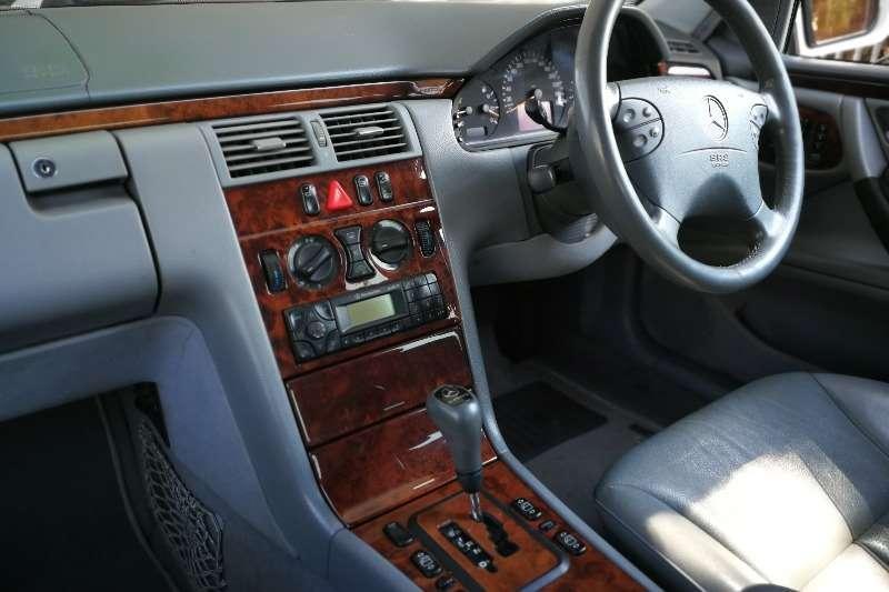 2009 Mercedes Benz E Class E280 Elegance