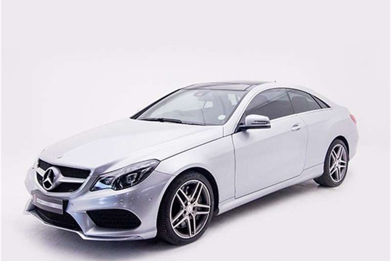 2013 Mercedes Benz E Class E500 coupe AMG Sports