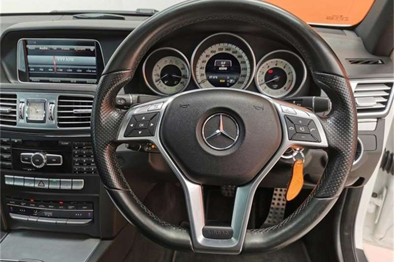 2015 Mercedes Benz E Class E500 coupe AMG Sports