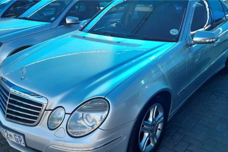 2008 Mercedes Benz E Class E220CDI Avantgarde