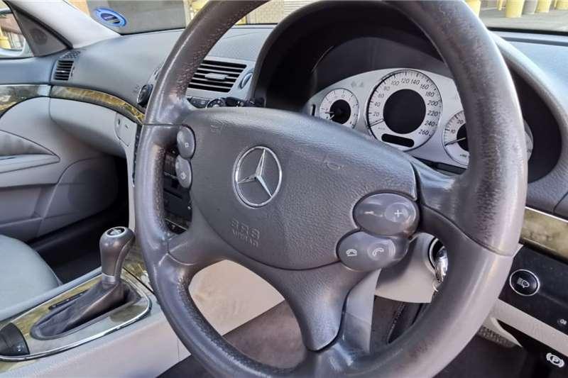 2007 Mercedes Benz E Class