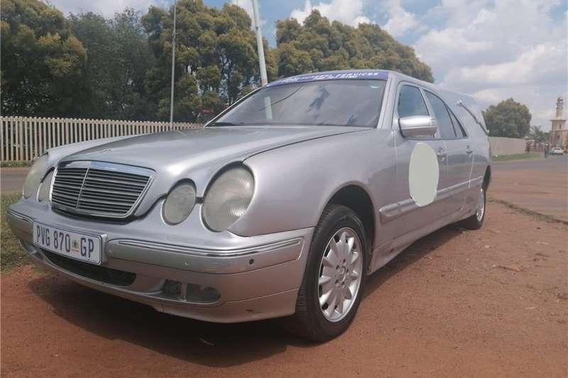 Used 0 Mercedes Benz E Class