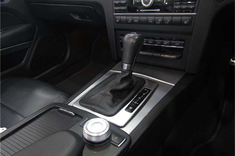 2012 Mercedes Benz E Class