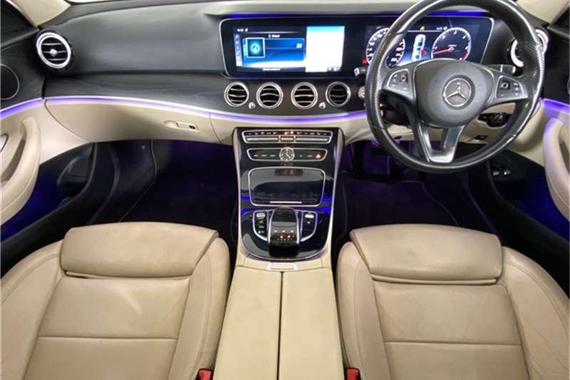 2017 Mercedes Benz E Class