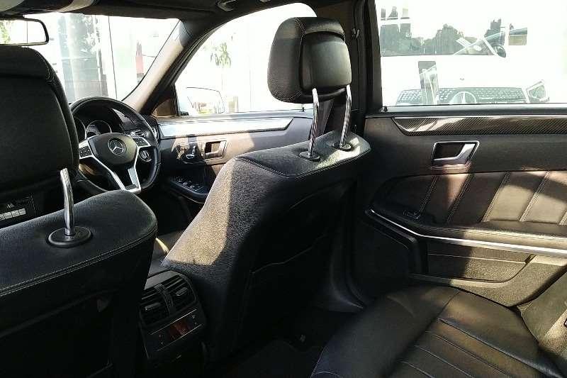 2014 Mercedes Benz E Class