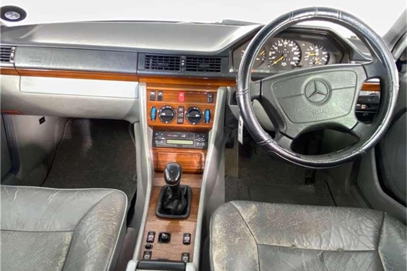 Used 1997 Mercedes Benz E-Class Sedan