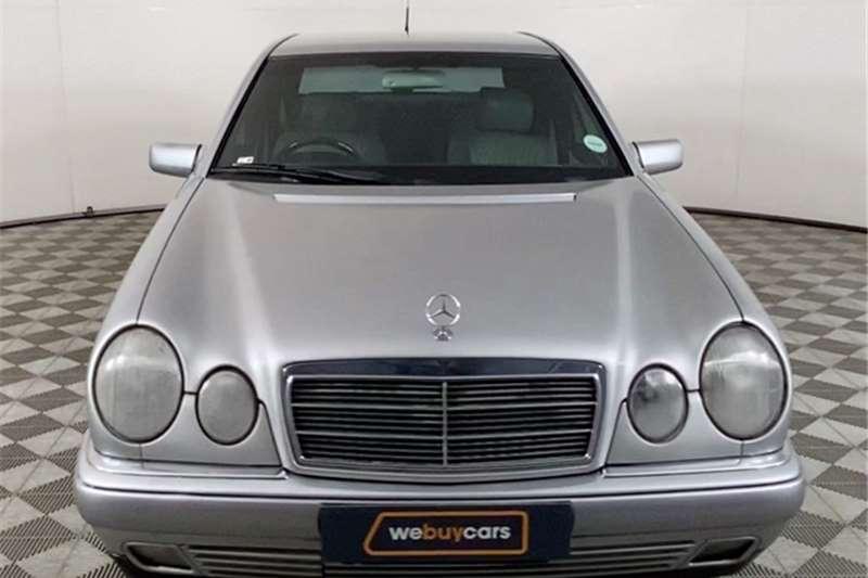Used 1998 Mercedes Benz E-Class Sedan