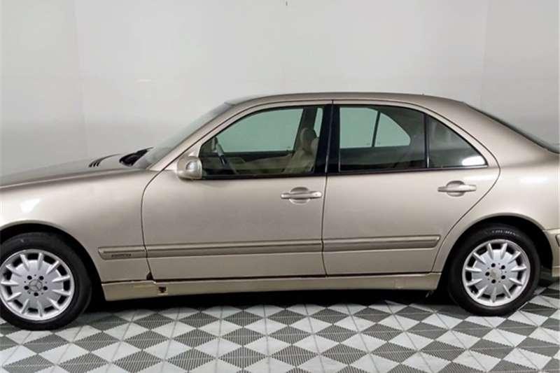 2007 Mercedes Benz E-Class sedan