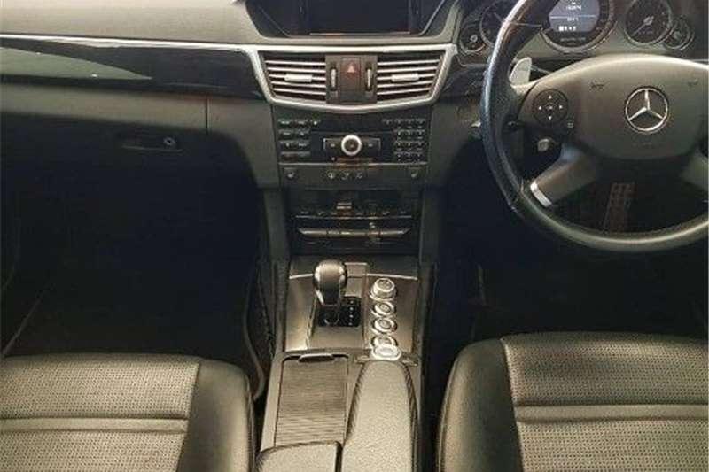 Mercedes Benz E-Class Sedan AMG E63 S 4MATIC 2010