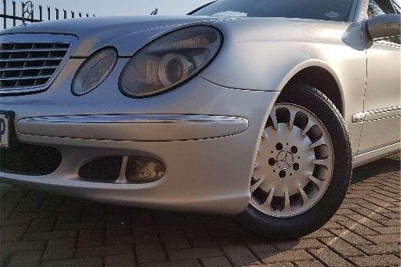 Mercedes Benz E-Class Sedan E 200 EXCLUSIVE 2006