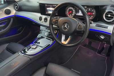 Used 2016 Mercedes Benz E-Class Sedan E 220d