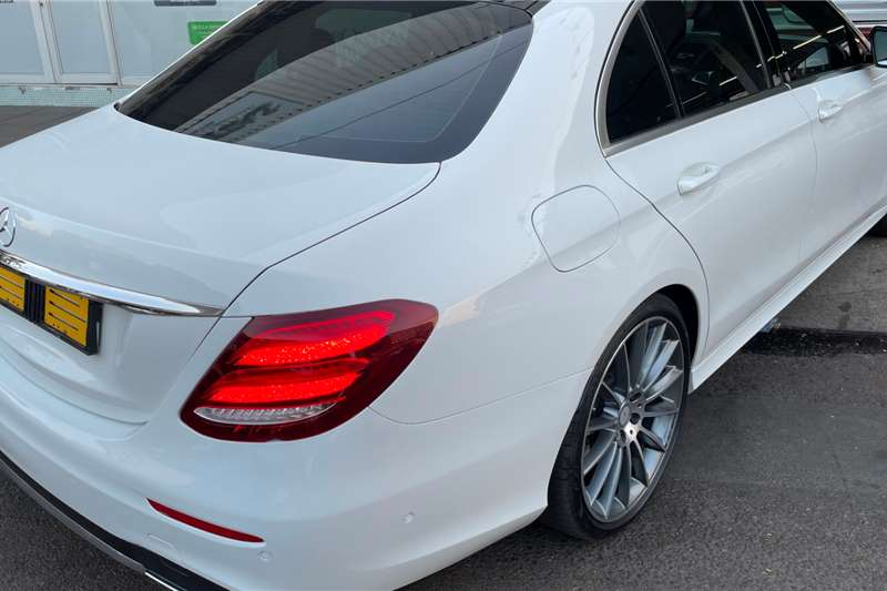 Used 2016 Mercedes Benz E-Class Sedan E 220d AVANTGARDE