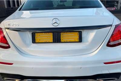 2017 Mercedes Benz E-Class sedan E 250 AMG