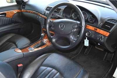 Used 2009 Mercedes Benz E-Class Sedan