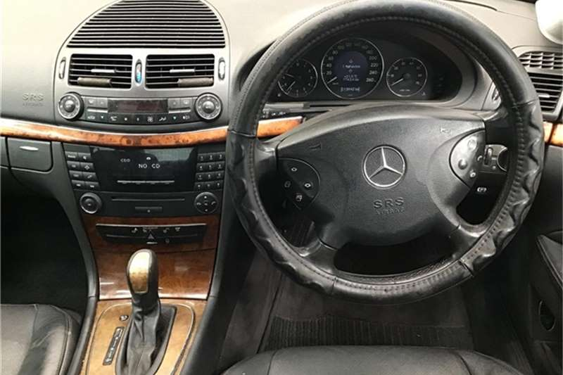 2003 Mercedes Benz E-Class sedan