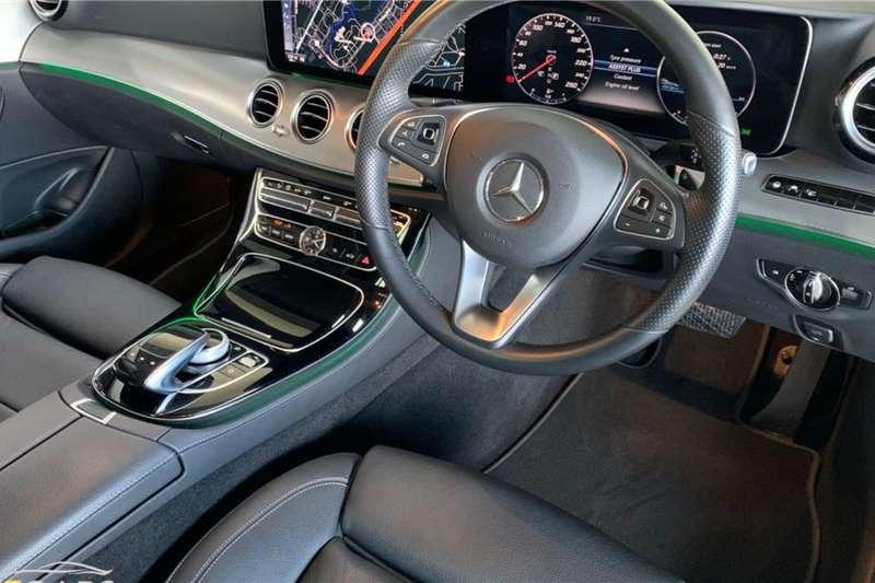 2017 Mercedes Benz E-Class sedan E 220d AVANTGARDE