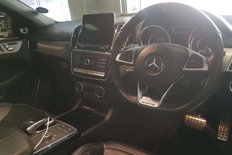 Mercedes Benz G-Class AMG G63 2016