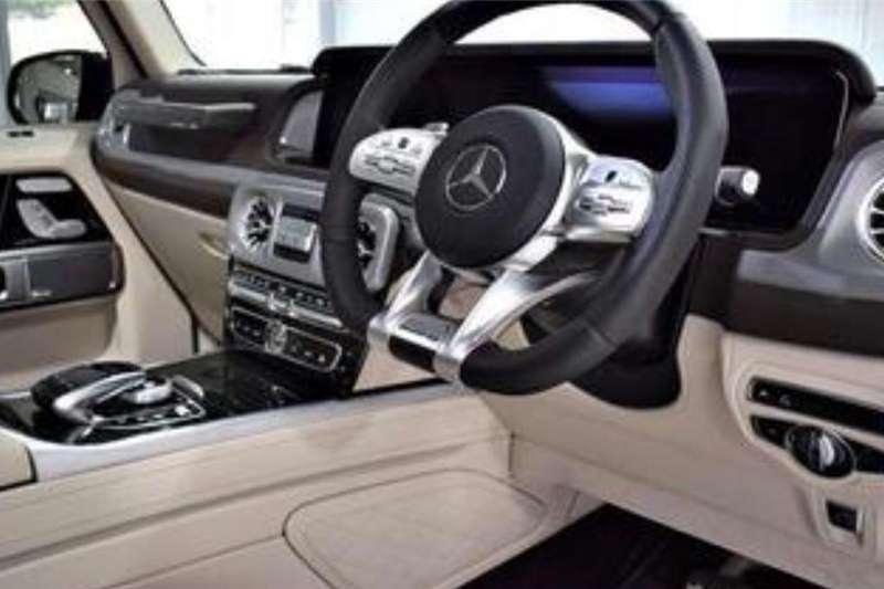 Mercedes Benz G-Class AMG G63 2019