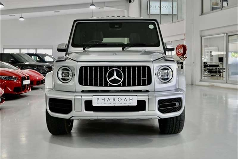 Used 2019 Mercedes Benz G-Class AMG G63