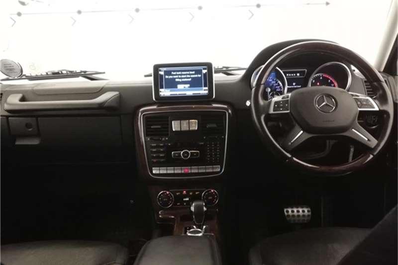 Mercedes Benz G Class G350 BlueTec 2014