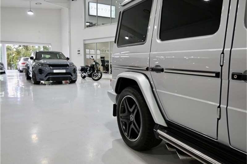 Mercedes Benz G Class G63 AMG 2015