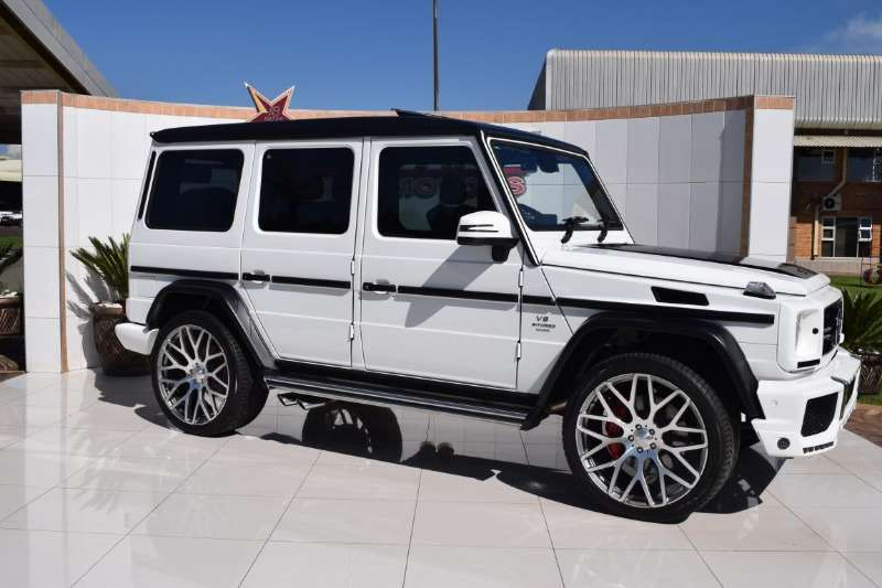 G wagon price in south africa