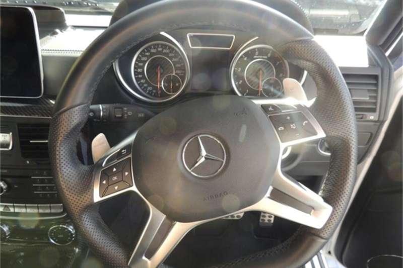 Mercedes Benz G Class G63 AMG 2018