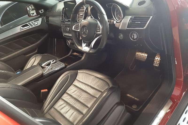2016 Mercedes Benz G-Class AMG G63