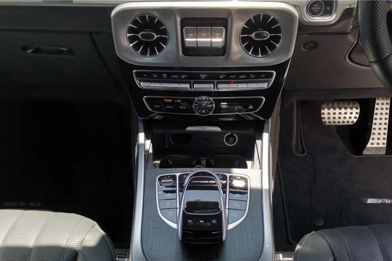 2019 Mercedes Benz G-Class AMG G63