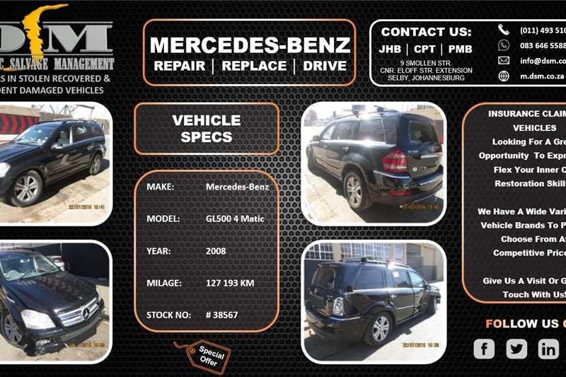 Used 2008 Mercedes Benz GL