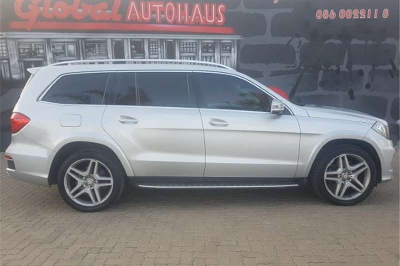 Mercedes Benz GL 350 BlueTec 2013