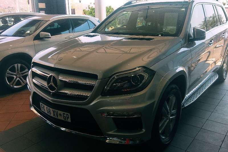 Mercedes Benz GL 350 BlueTec 2015