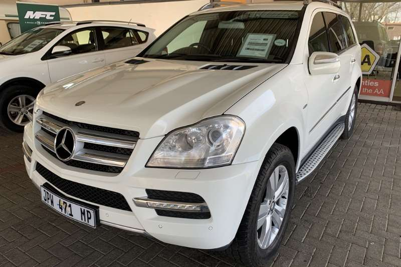 Mercedes Benz GL 350CDI BE 2010