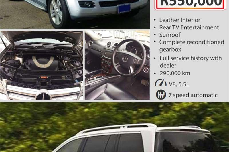 Mercedes Benz GL 500 2009