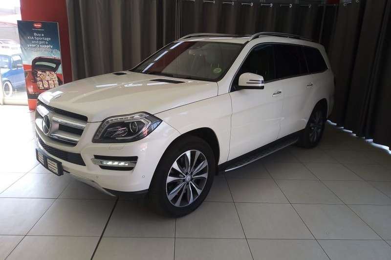 Mercedes Benz GL 500 2013