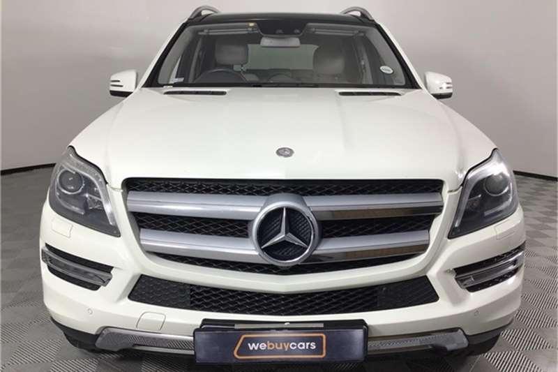 Mercedes Benz GL 500 2013