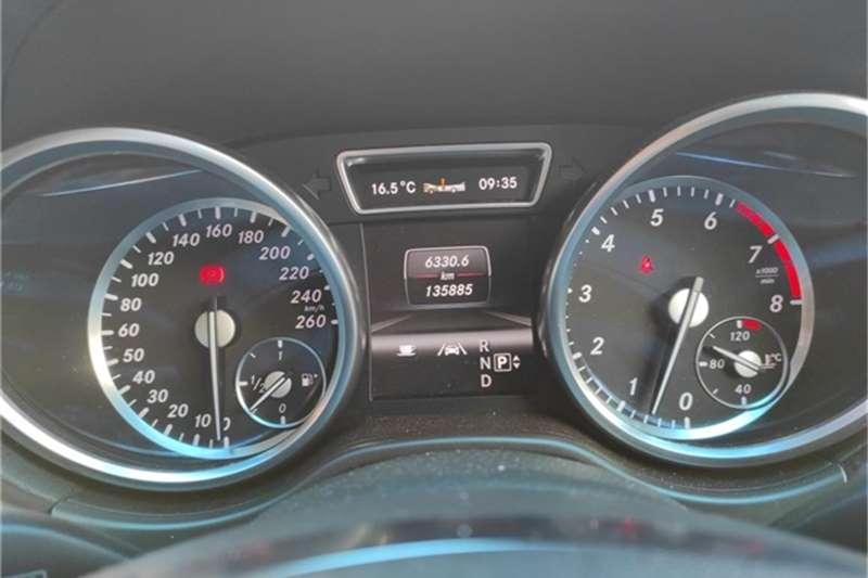 2013 Mercedes Benz GL GL500