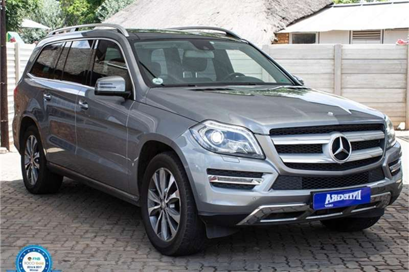 Mercedes Benz GL 500 2014