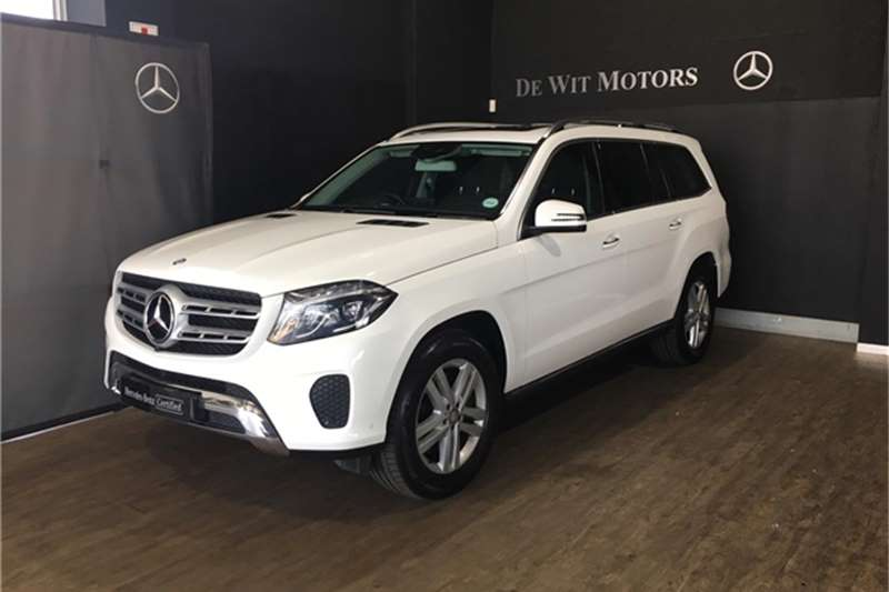 Mercedes Benz GL 500 2016