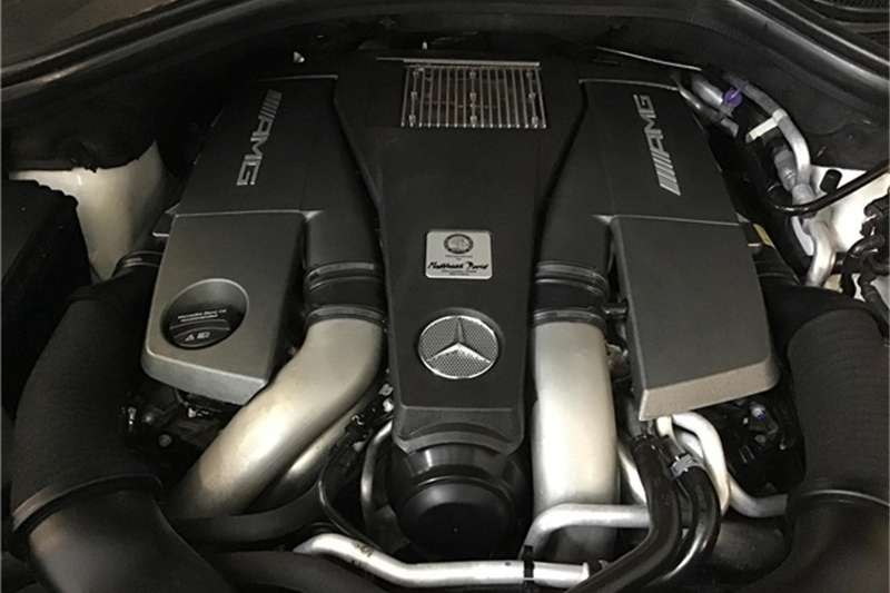 Mercedes Benz GL 63 AMG 2016
