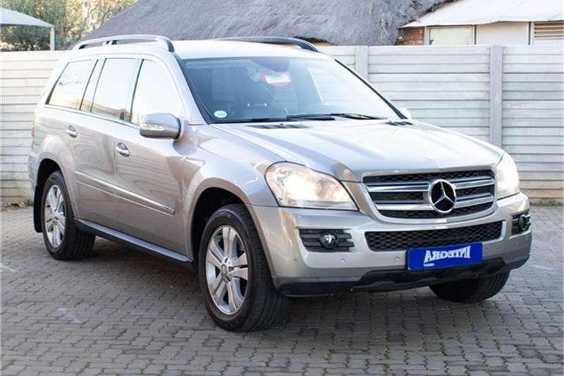 2008 Mercedes Benz GL 320CDI