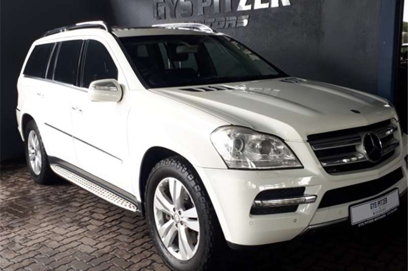 2010 Mercedes Benz GL 500