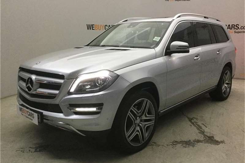 2014 Mercedes Benz GL 350 BlueTec