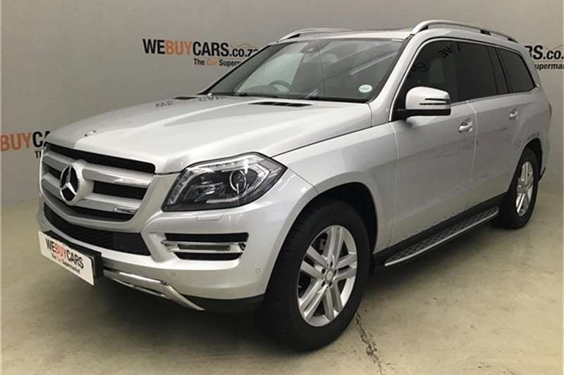2013 Mercedes Benz GL 350 BlueTec