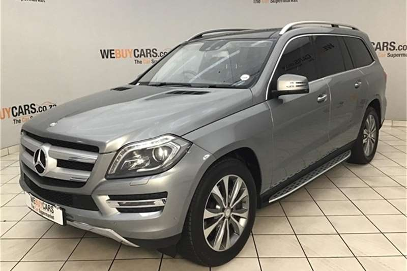 2014 Mercedes Benz GL 500