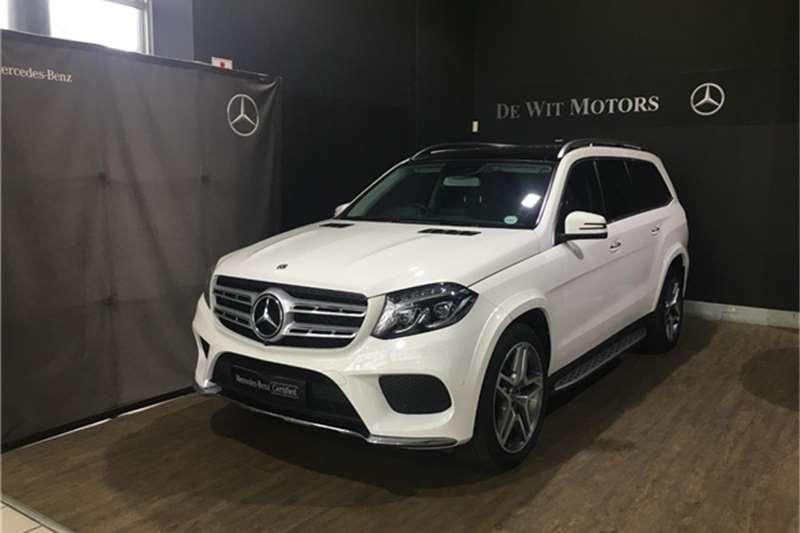 2018 Mercedes Benz GL 500