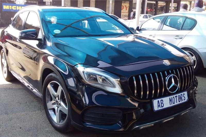 2018 Mercedes Benz GLA GLA 200